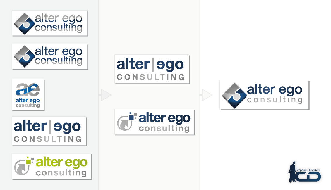Logos Alter Ego Consulting